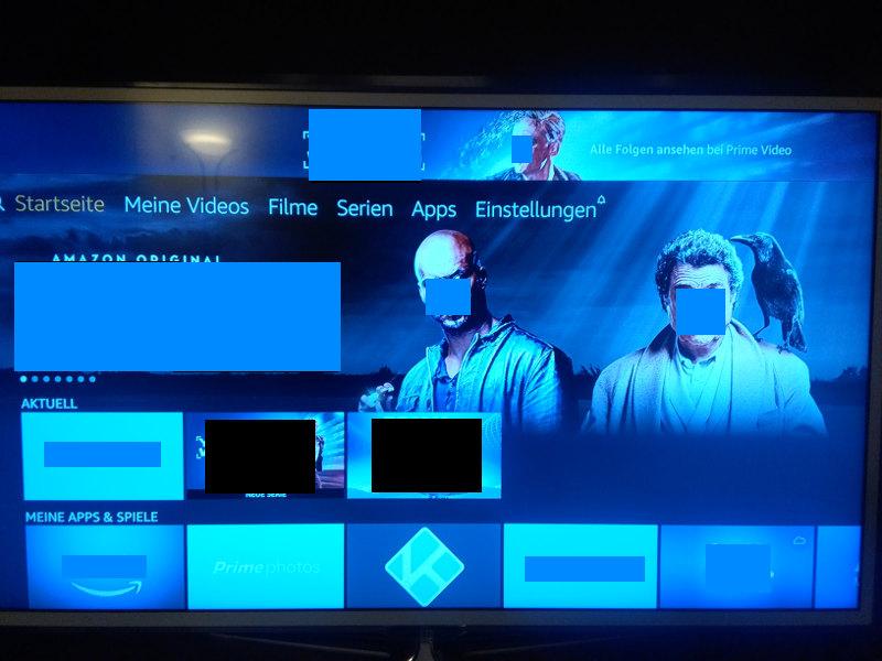 fire tv menu 2017