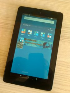 Amazon Kindle Fire 2015 Ford
