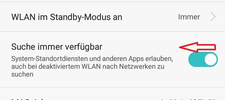 android hidden location tracker wifi